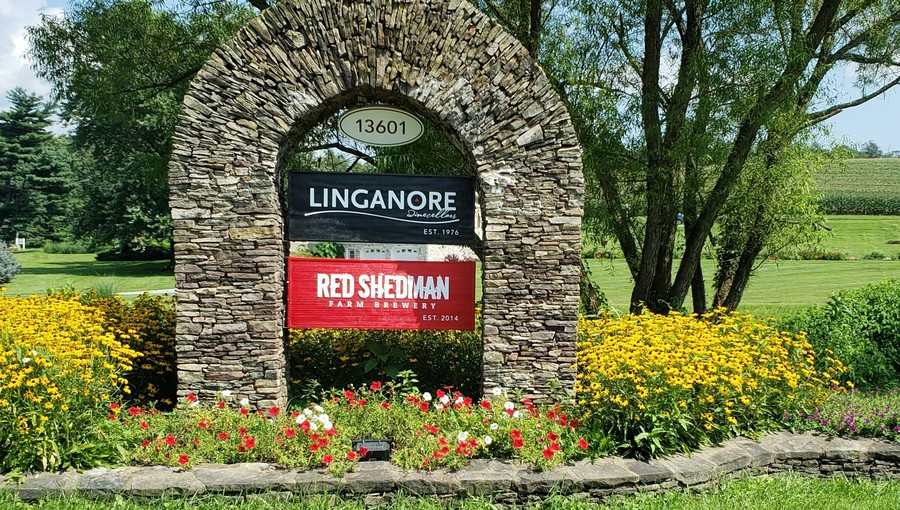 September Painting Event at Linganore Winery