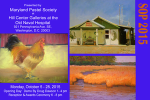 Shades of Pastel Biennial National Juried Exhibition 2015