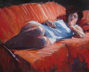 Margaret Dyer The Figure In Pastels Workshop