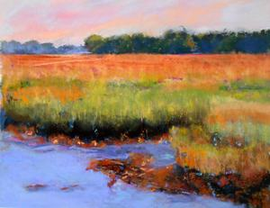 Merit Award Low Tide by Eve Miller