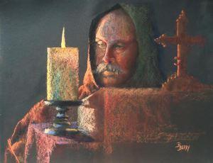 Donnie Dingman Memorial Award Prophecy by Barbara Berry