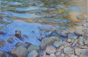 Merit Award Water039s Edge by Susan Gleason