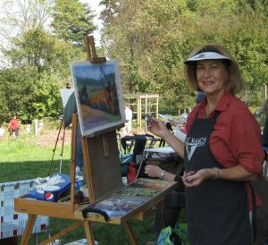 Plein Air at the Howard County Conservancy039s Fall Fest Oct 3