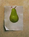 THE BETTY KNIGHT MEMORIAL AWARD FOR BEST STILL LIFE One Pear by Michael McGurk